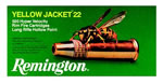 Remington Rimfire Ammunition 1722, 22 Long Rifle, Truncated Cone Hollow Point, 33 GR, 1500 fps, 50 Rd/bx