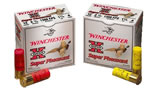 Winchester Super X Pheasant X123PS4, 12 Gauge, 3 in, 1 1/4 oz Steel Shot, 1400 fps, #4 Steel Shot, 25 Rd/bx, Case of 10 Boxes
