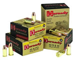 Hornady Handgun Ammunition 9081, 44 Remington Mag, JHP/XTP, 180 GR, 1550 fps, 20 Rd/bx