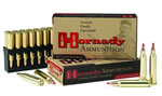 Hornady Rifle Ammunition 82665, 416 Ruger, Dangerous Game Expanding, 400 GR, 2400 fps, 20 Rd/bx