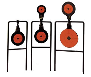 World of Targets 46244 Double Magnum Spinner Target