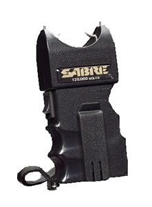 Security Equipment Sabre Stun Gun 500K Volt  S500S