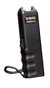 Security Equipment Sabre Stun Gun 200K Volt  S200S