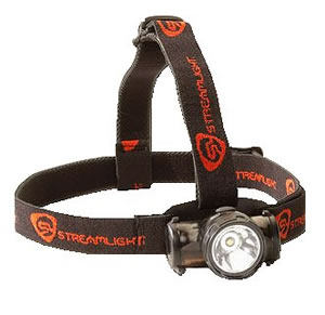 Streamlight 61400 Enduro Headlamp Black