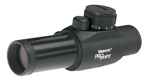 Tasco PDP3  Propoint/Red Dot Scope - 1X25 5 M.O.A  Matte