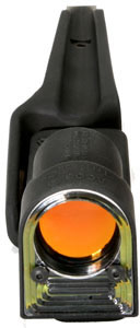Trijicon  RX0110 Reflex Sight - 6.5 M.O.A Amber Dot w/M16 handle mount, w/$10 Coupon For Future Order