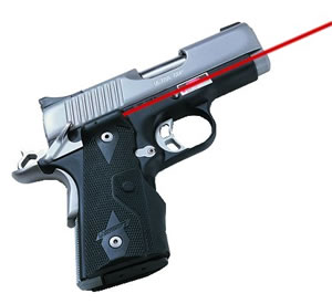 Crimson Trace LG304 Lasergrip For 1911 Compact