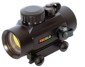 TruGlo TG8030B  Red Dot Sight - 30mm  Black