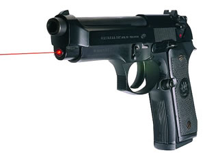 Lasermax LMS1441 Laser Sight For Beretta PT92/99 & Taurus 92/99/100/101