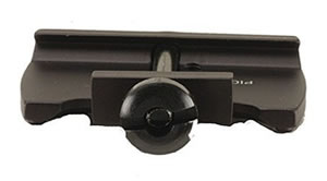 Burris 410335 Fastfire Picatinny/Weaver Mount w/Matte Black Finish