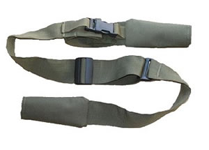 Mission First Tactical 6003 Quick Adjust Tactical Sling - Made USA, Black