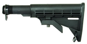 Tapco AR15 T6 Collapsible Stock STK09161B