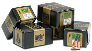 Nosler 43004 Varmint Ballistic Tip 25 Cal 85 Grain Spitzer 100/Box, (Not Loaded)