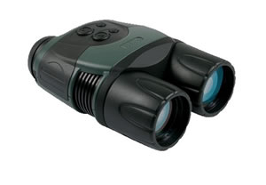 Yukon YK28041 Night Vision Digital Monocular w/Car Power Adapter Included 5x, 50 mm