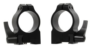 Warne Quick Detach Rings 14TLM, Tikka, Medium, 30mm, Matte