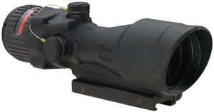 Trijicon TA648  ACOG 6x48 Sight w/Red Chevron Shaped Reticle For 223 Caliber, w/$100 Coupon For Future Order