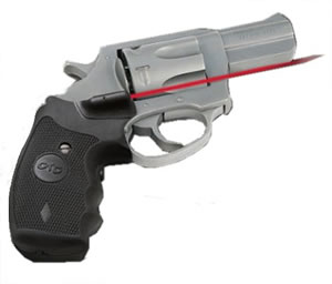 Crimson Trace LG325 Rubber Laser Grip For Charter Arms