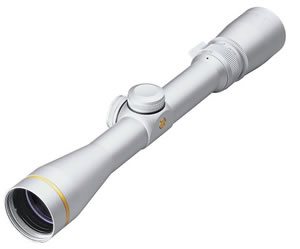 Leupold VX-3 Rifle Scope 66350, 2.5x-8x, 36mm, Silver, Duplex Reticle