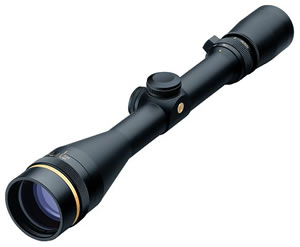 Leupold VX-3 Rifle Scope 66435, 4.5x-14x, 40mm, Matte Black, Fine Duplex Reticle