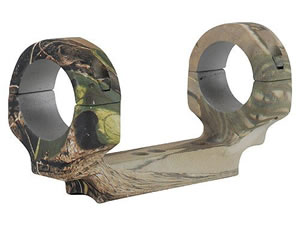 DNZ10004C 1 inch High Realtree APG Base/Rings/Thompson Center Encore/Omega
