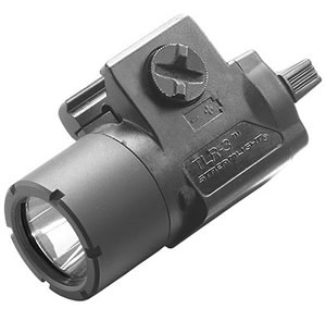 Streamlight 69220 TLR3 Compact Rail Mounted Tactical Light