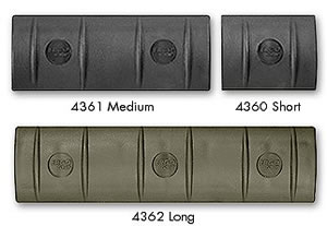 Falcon 4362OD Long 15 Slot OD Green Rail Cover