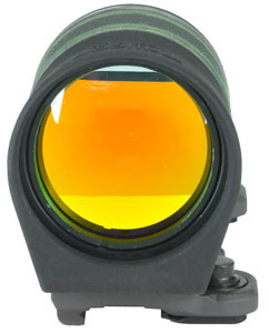 Trijicon RX3023 Reflex RX30-23/6.5 MOA Amber Dot/#15 Throw Lever Mount