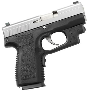 Crimson Trace LG434 Lasergrip for Kahr 45