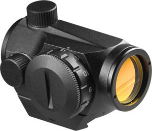 Barska Red Dot Scope AC11428, 1x20, 2 MOA