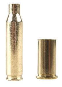 Winchester WSC25WSSU Unprimed Brass Cases 25 Winchester Super Short Mag 50/Bag, (Not Loaded)