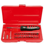 DAC GSD031 31 Piece Gunmaster Screwdriver Set