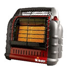 Mr. Heater Indoor Propane Heater MH18B, 4,000, 9,000 and 18,000 BTU/HR