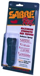 Security Equipment Pepper Spray w/Keychain .54 Ounces SPKCBKUS