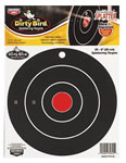 Birchwood Casey 35825 8 in Dirty Bird Targets 25 Pack