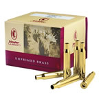 Nosler 11935 Custom Unprimed Brass For 300 Remington Short Action Ultra Magnum 50/Box, (Not Loaded)