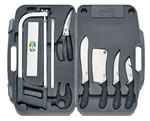 Mossberg Game Cleaning Set w/Rubber Handles MORHDP