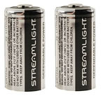 Streamlight 85175 3V Lithium Batteries, 2 each