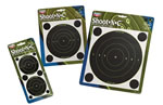 Birchwood Casey 34825 Shoot-N-C Bullseye 8 in Target 25 Sheet Pack
