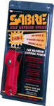 Security Equipment CS Tear Gas/Red Pepper/UV Dye Spray .54 Ounces SPKC14