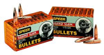 Speer 1415 25 Cal 120 Grain Grand Slam Protected Point 50/Box, (Not Loaded)