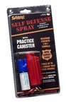 Security Equipment Sabre Pepper Spray/Practice Canister w/Keyring .54 Ounce STUHC14