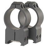 Warne Maxima Scope Rings 216M, Maxima/Magnum Permanent, Extra High, 30mm, Matte
