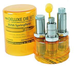 Lee 90610 Deluxe Rifle 3-Die Set w/Shellholder For 243 Winchester