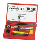 Lee 90254 Loader Kit For 9MM Luger