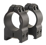 Warne Maxima Scope Rings 201M, Maxima/Magnum Permanent, Medium, 1 in, Matte