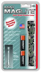 Mag Lite M2A026 Blister Pack w/Flashlight & 2 AA-Cell Batteries