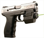 Viridian T247 Green Laser For Taurus PT 24/7