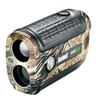Bushnell Yardage Pro Scout 1000 w/Arc Rangefinder 201942, 5x, 24mm, Realtree Hardwoods, Carrying Case