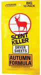 Wildlife Research 580 Scent Killer Dryer Sheets