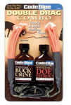 Code Blue Doe & Buck Lure Double Drag System OA1074
